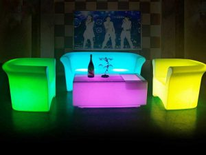 LED Lounge Furniture