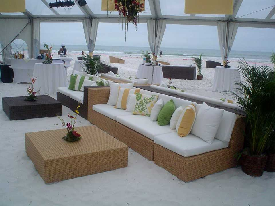 Florida Lounge Furniture Rental
