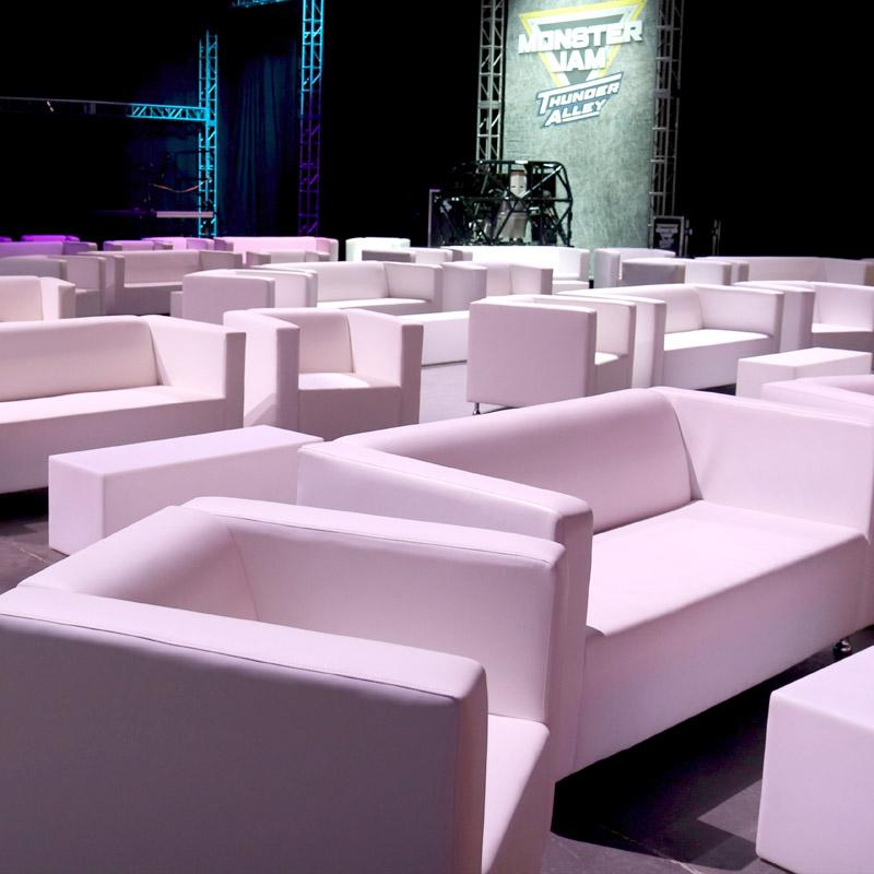 White-Leather-Furniture-Events-Florida