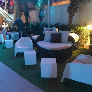 Lounge Furniture Rental for Events